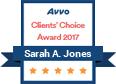 SARAH A. JONES